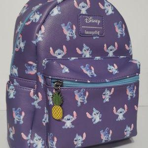 Beautiful Stitch Back Pack New. Message Me.